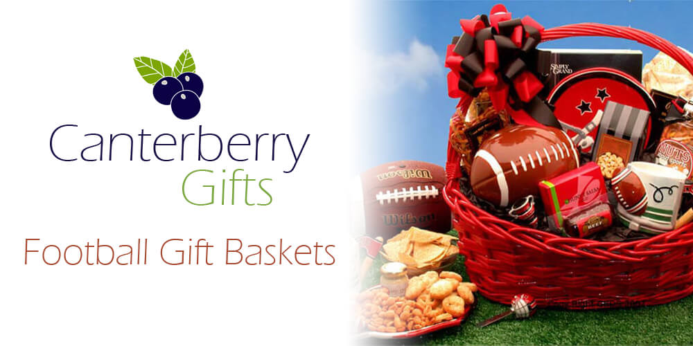 7 Perfect Football Gift Baskets Shop Now