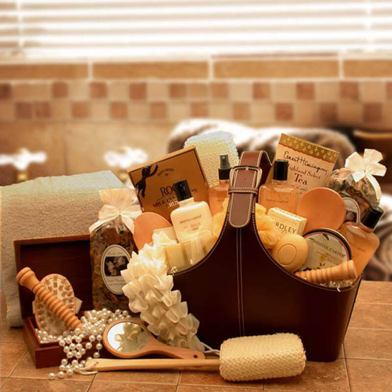 Spa Perfect Relaxation Tote