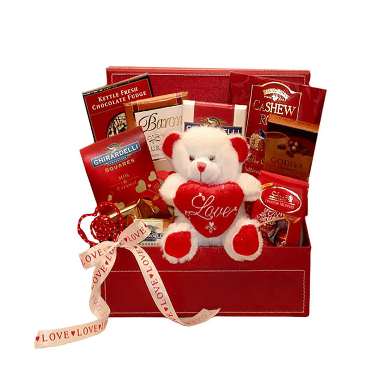 Be My Special Love Chocolate Valentines Gift Set